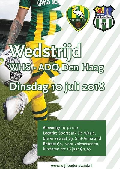 WHS-ADO Den Haag
