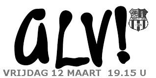 ALV - 12 maart 2021